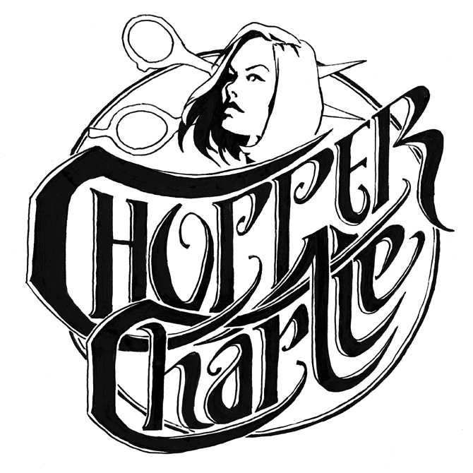 Clean Lettered Logo