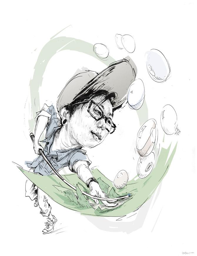 Yuting Yuen Portrait