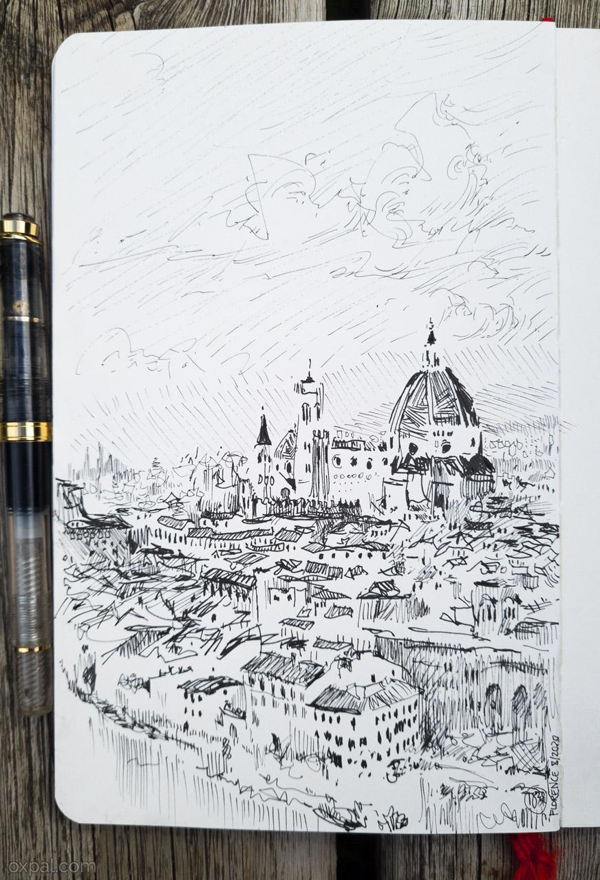 Florence Drawing