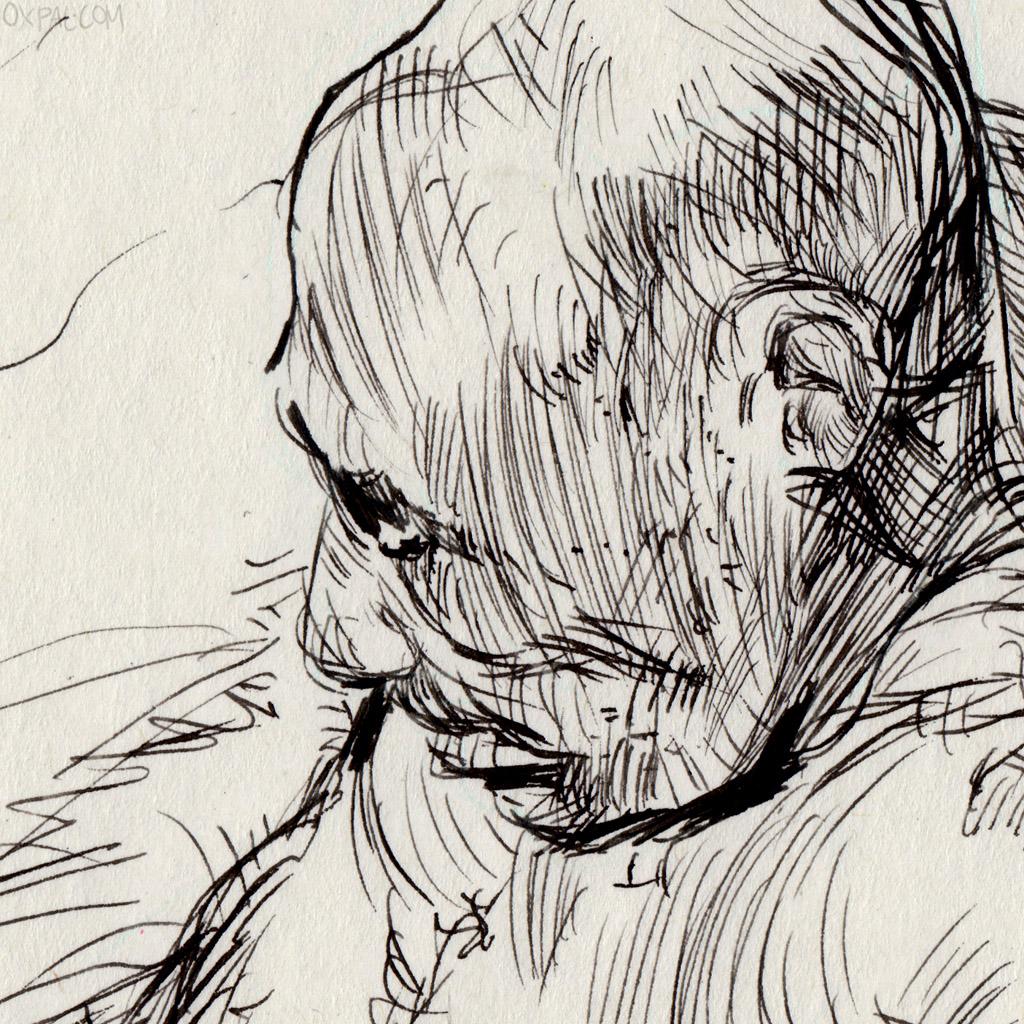 ink detail