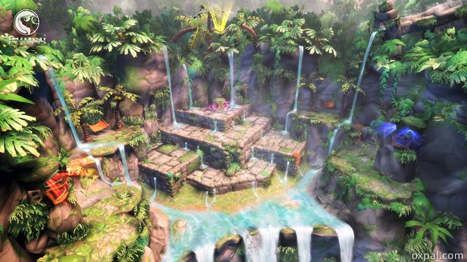 Hoopworld Oasis