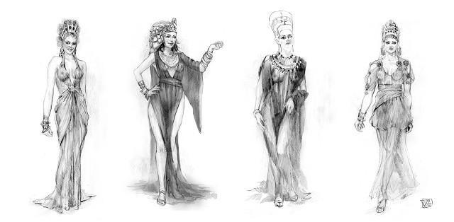 Faust in Paris - Concubines - Godesses