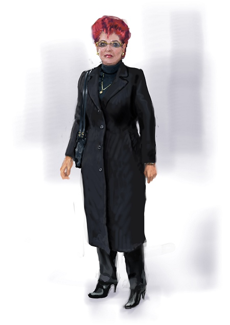 Costume Musical- Hij Gelooft in Mij: Friedel Hazes