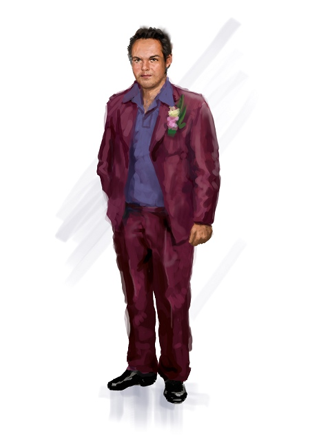 Costume Musical- Hij Gelooft in Mij: Ensemble costume Boy