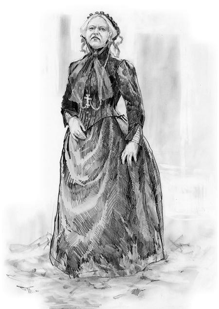Katia Kabanova (Kaja, Katija) - womens costume design