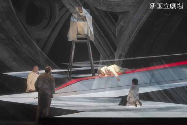 Titurel, Parsifal Opera