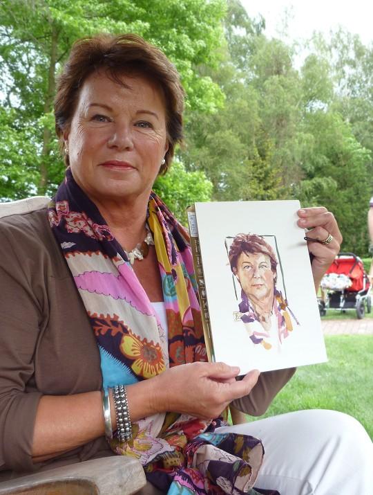 Berkendijke Exhibit - Street Portrait