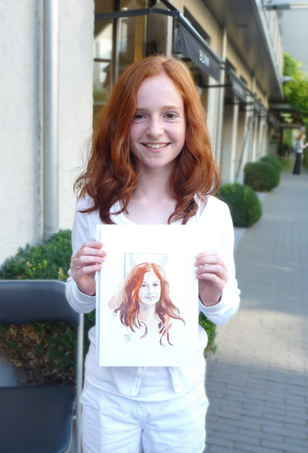 Red Hair Day 08