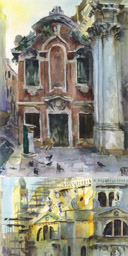 28_venice (Classical Drawing/Painting)