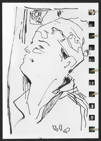 Thomas's Sketchbook 2009
