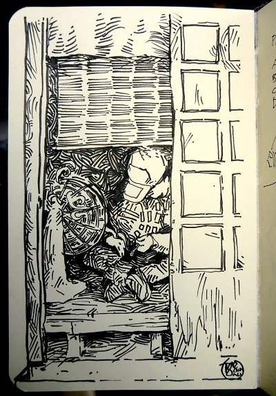 Murin-An Sketch Extra