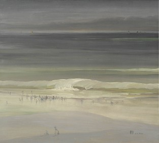 Leon Dabo - The Seashore