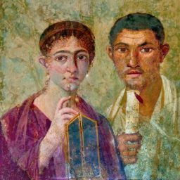 A Couple from Pompeii