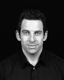 Not so smart people. Specimen: Sam Harris