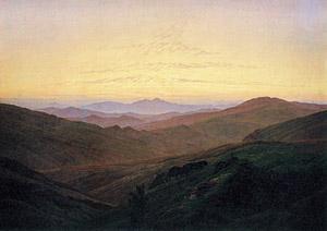 Caspar David Friedrich - 1830-34 - Das Riesengebirge
