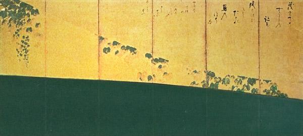 Tawaraya Soutatsu - Ivy Lane (ca1600)