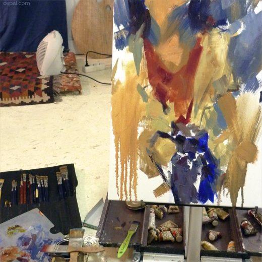 Painting Ji-Hae 2