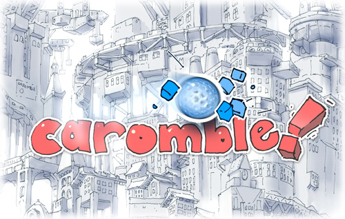 Caromble game Teaser