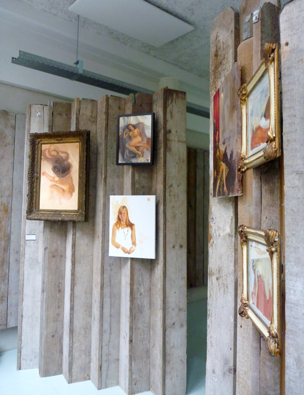 Thomas Schmall - Exhibition - Yogalab