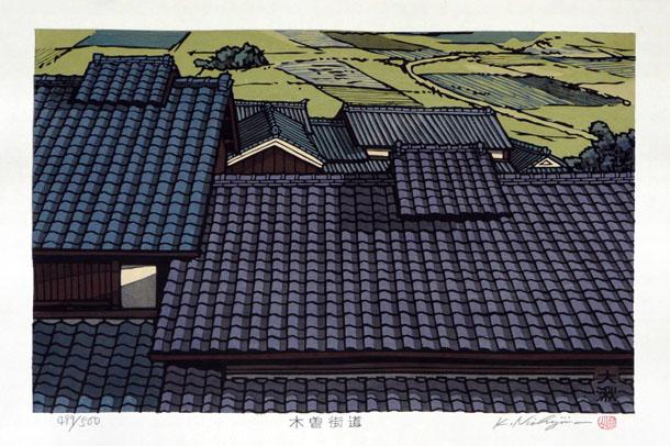 Katsuyuki Nishijima - 'Roofs' (not official title)