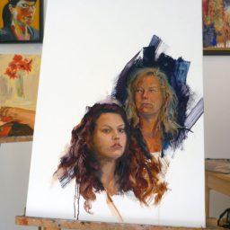 Portrait Mashup WIP