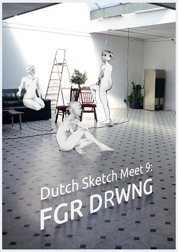 Dutch Sketch Meet 9, 2012, FGR DRWNG