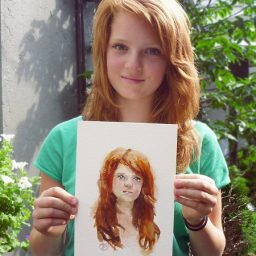 Long overdue: Redhead Day Portraits 2012