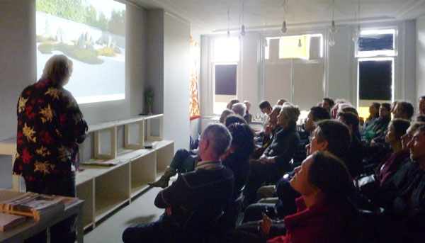 Japanese AIR Exposition - Lies Verdenius Presentation