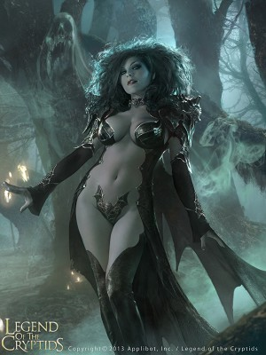 Dark Queen by Brad Rigney