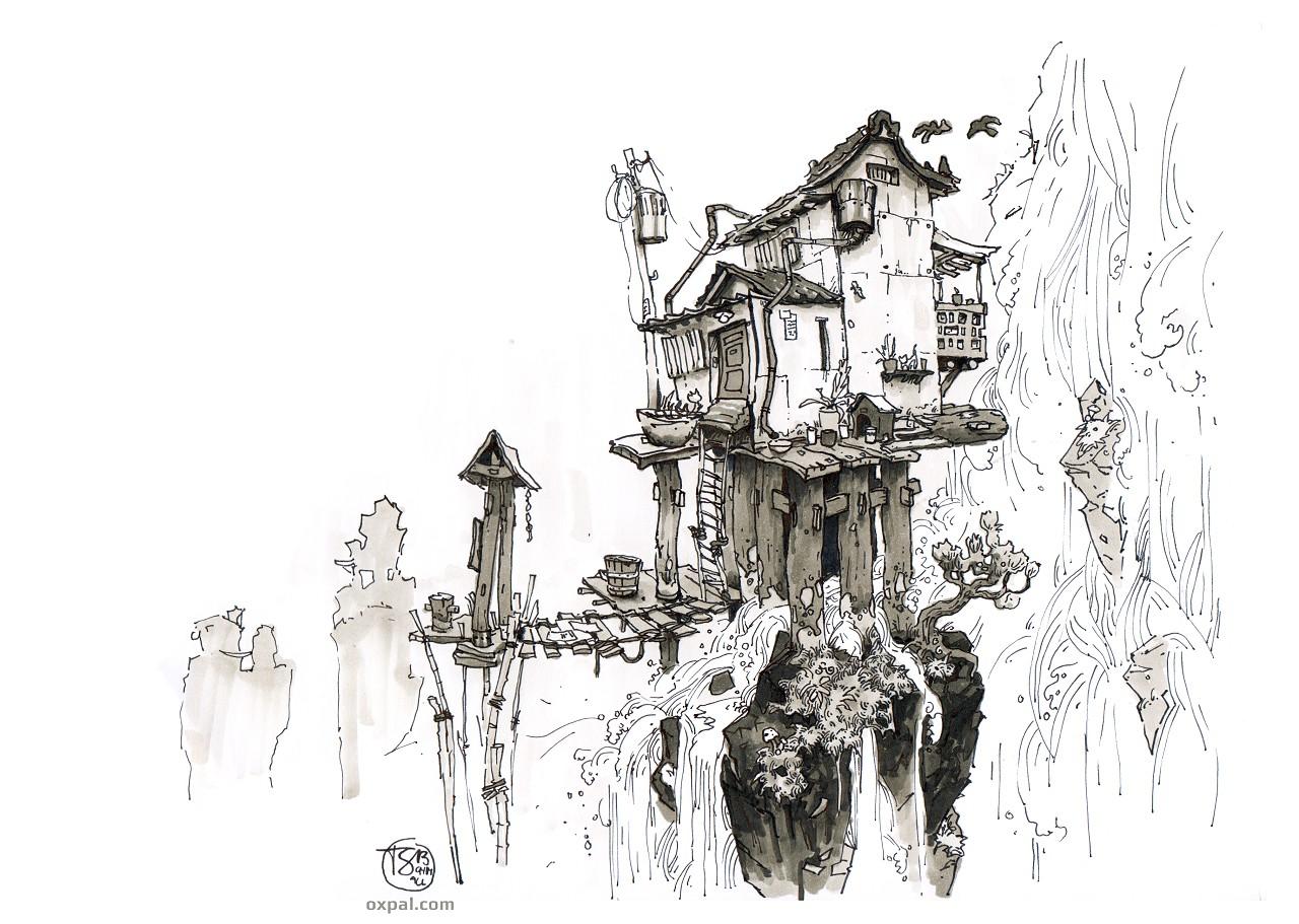 Fantasy Housing Thomas Schmall