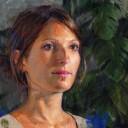 Nia Oil Portrait Thumb