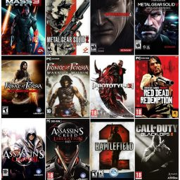 Triple A Game Covers... Notice Anything?