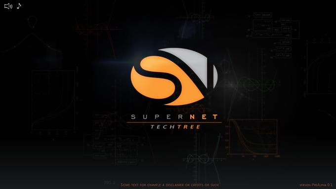 Supernet Tech Tree Intro