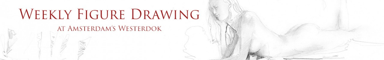 Figure Drawings - Pencils - 2014