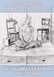 Life Drawing Exposition Thomas Schmall Amsterdam Center