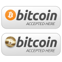 bitcoin-accepted-here Sign