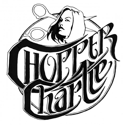 Ink Logo Chopper Charlie