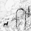 Ink Drawing Surreal