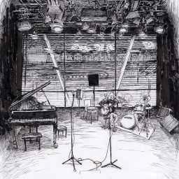 Jazz Stage
